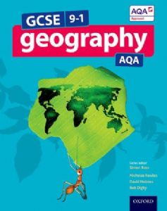 GCSE Geography AQA Student Book.